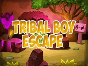 Tribal Boy Escape