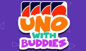 Uno with Buddies Online