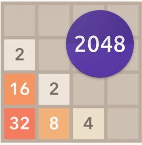 Jogar 2048 online