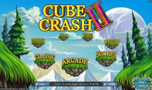 Cube Crash II - jogo