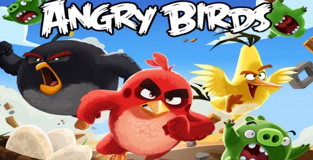 Jogar Angry Birds online