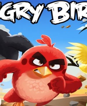 Jogar Angry Birds grátis