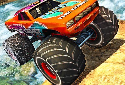 Monster Truck Dirt Rally