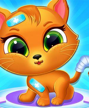 Cute Cat Doctor