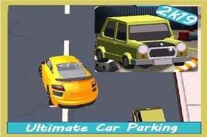 Drive and Park Car