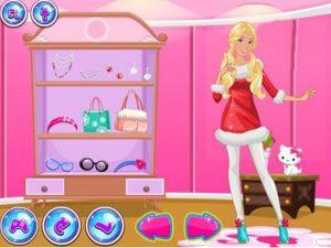 Guarda-roupas: Jogos de Vestir da boneca Barbie