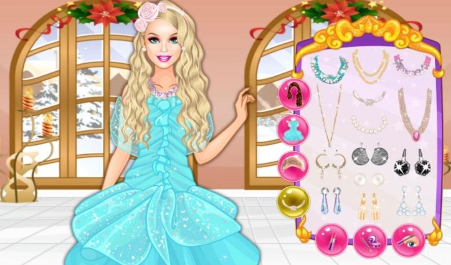 Guarda-roupas da Barbie