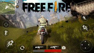 Jogar Free Fire online grátis