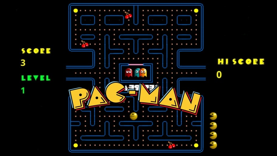 Pacman clássico