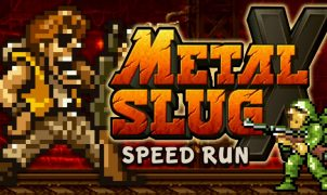 Jogar Metal Slug X