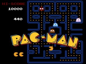 Jogar Pacman online grátis