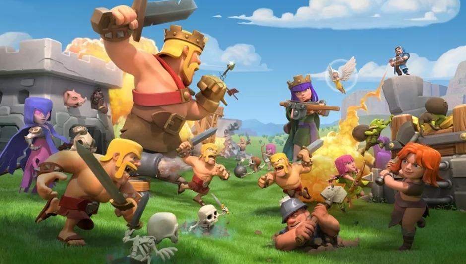 Clash Royale- imagem do jogo 03