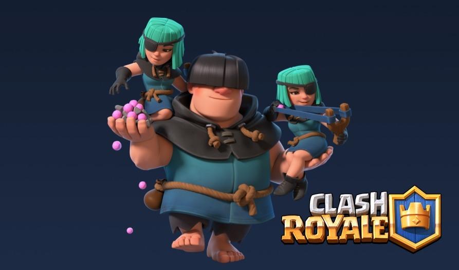 Clash Royale- imagem do jogo 04