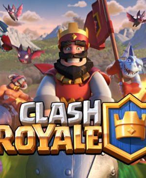 Jogo Clash Royale online grátis