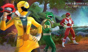 Jogar Power Rangers online