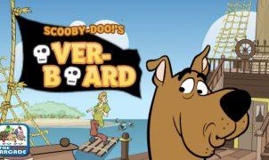 Scooby Doo no navio pirada