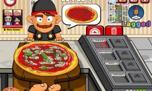 Pizza Party - jogo de cozinhar