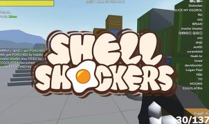 Shell Shockers - multplayer