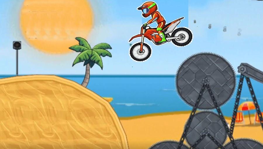 Jogue Moto X3M online