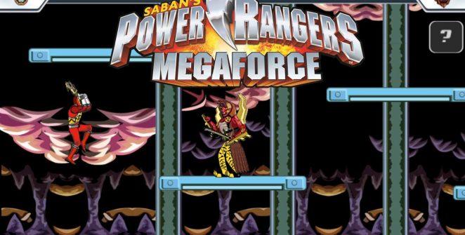 Power Rangers Super Mega Force Legacy