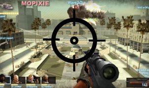 Jogo Sniper Team online
