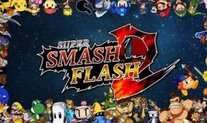 Super Smash Flash 2 v0,9