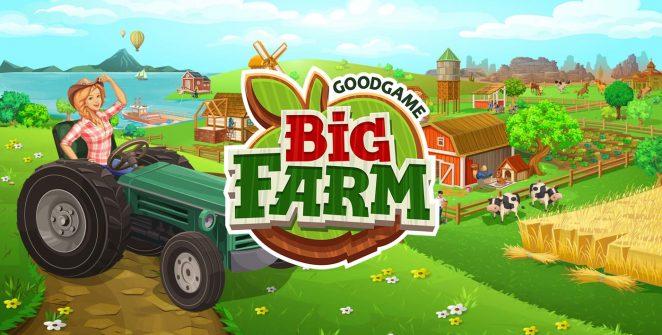 Goodgame Big Farm - Jogo online