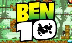 Jogo do desenho animado Ben 10 Galactic Challenge