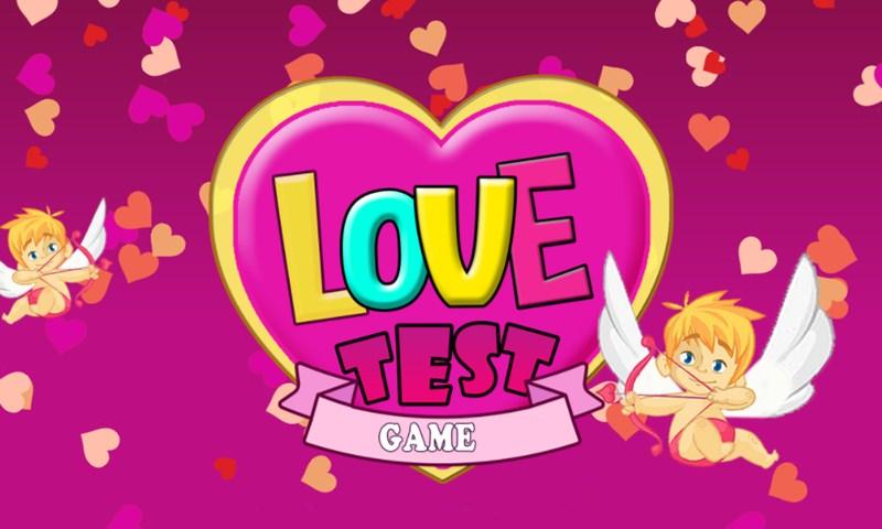 Jogando Love Test