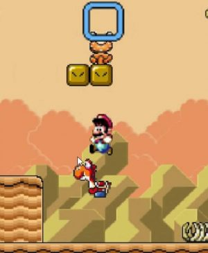 Super Mario Flash 2 - Desert Edition