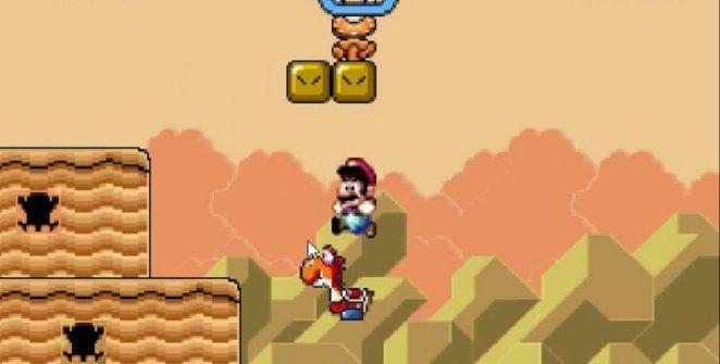 Super Mario Flash 2 - Desert Edition