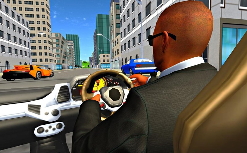 Simulador 3D de Crime Miami - GTA