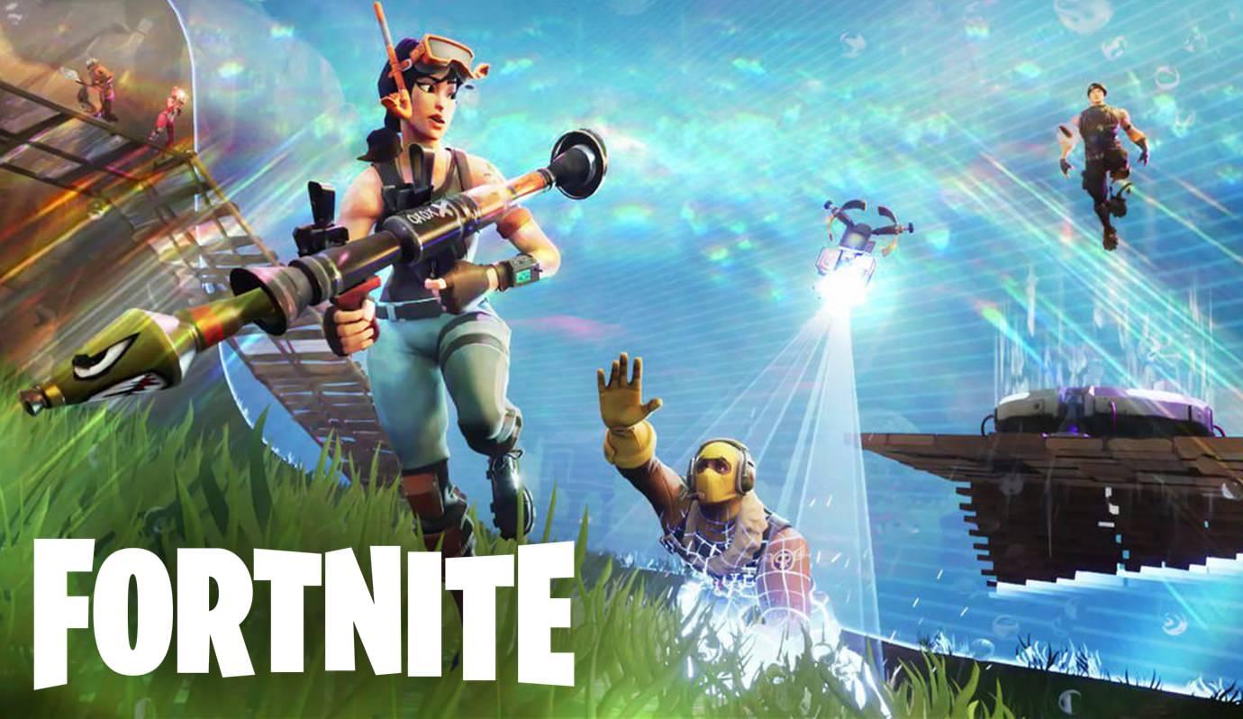 Jogar Fortnite Online