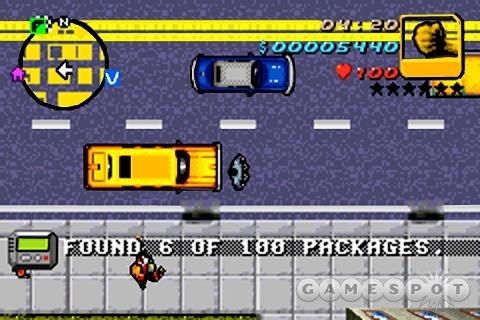 Jogar Grand Theft Auto Advance (GTA)