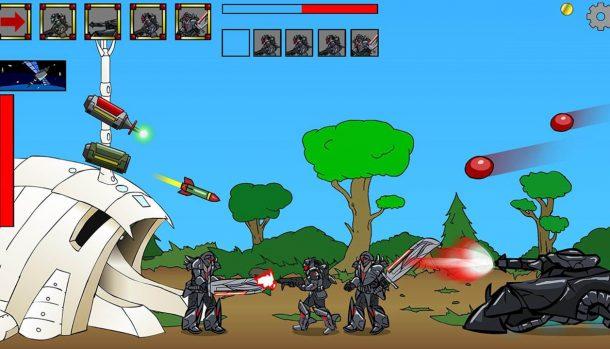 Jogo Age of War 1