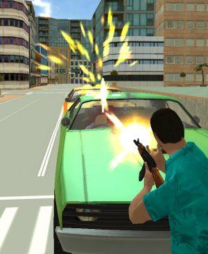 Jogo Miami GTA Simulator 3D