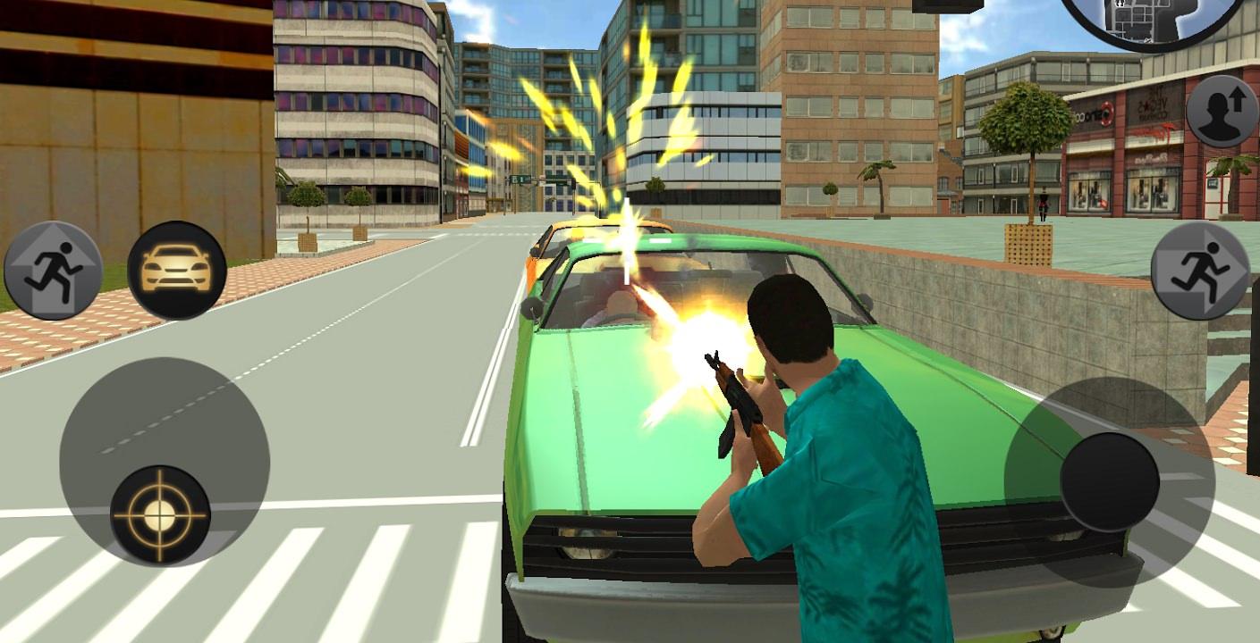 Miami GTA Simulator 3D