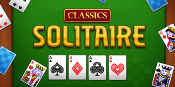Jogo de cartas Solitaire Classic