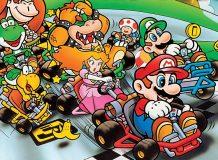 Jogar Super Mario Kart