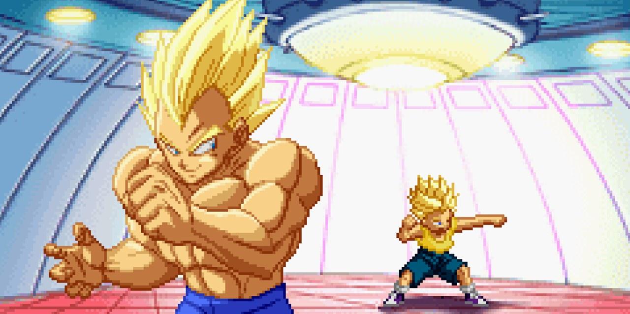 Dragon Ball Z – Super Sonic Warriors