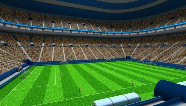 Jogando England Soccer League