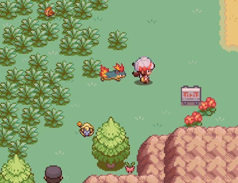 Jogando Pokemon Tower Defense