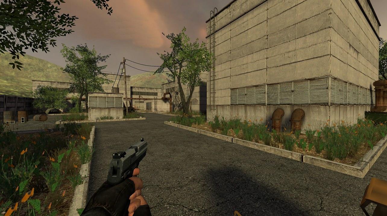 Jogar Counter Strike Source - jogo de tiro