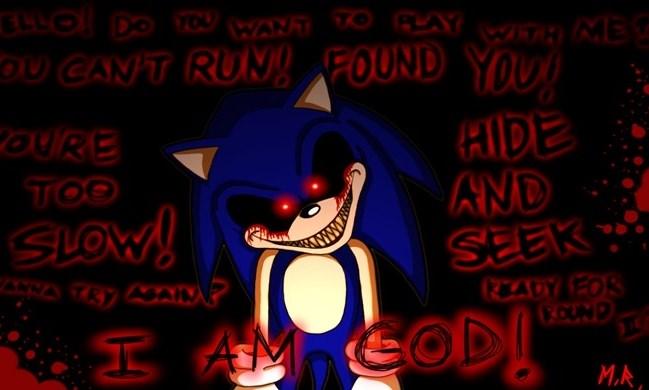 Jogos do Sonic Exe grátis