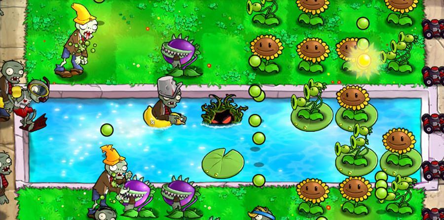 Jogar Plants Vs. Zombies grátis