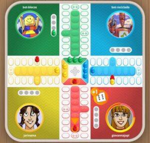 Imagem do jogo Ludo Online