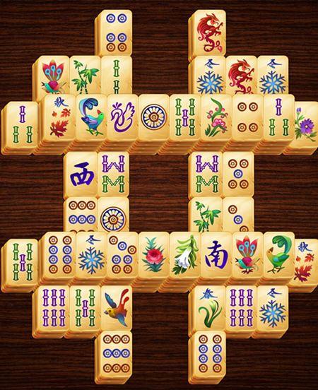 Mahjong Titans - jogo grátis
