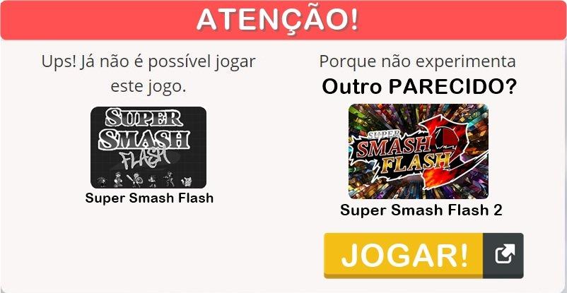 Outra opção ao Super Smash Flash