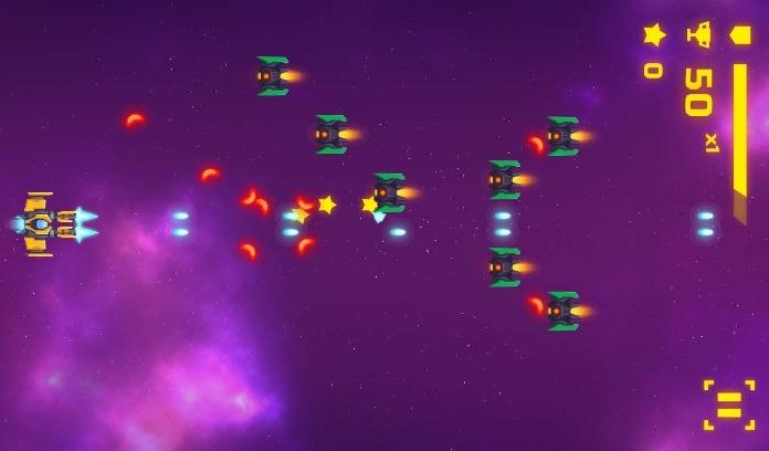 Jogando Space Blaze grátis