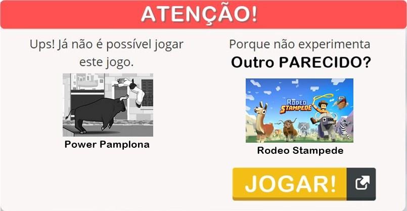 Power Pamplona - game alternativo